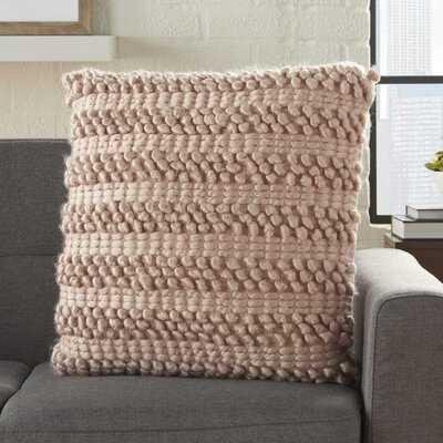 Braxton Striped Throw Pillow - Birch Lane