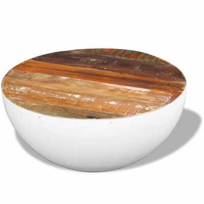 Solid Coffee Table - Wayfair
