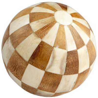 Hopscotch Filler Decorative Ball - AllModern