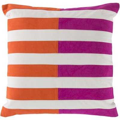Chessani Cotton Throw Pillow Cover - AllModern