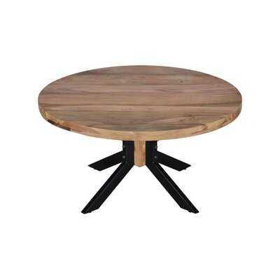 Sigala Cross Legs Coffee Table - Wayfair