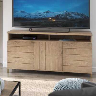 """Missoula TV Stand for TVs up to 65"""" - Wayfair"""