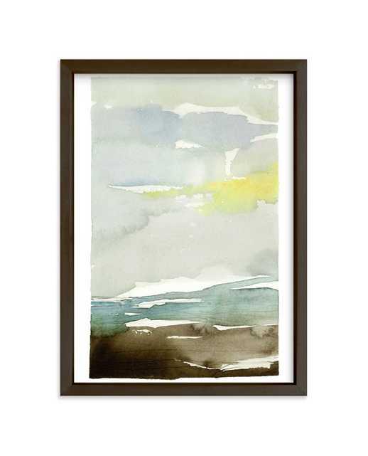 Sunset Fade No 1 Art Print - Minted