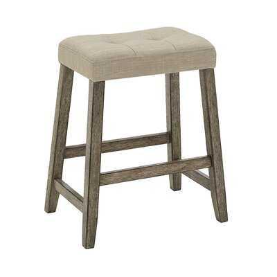 Upholstered Counter Stool, Set Of 2 - Wayfair