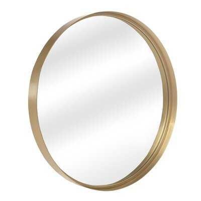Raubsville Wall Mirror - Wayfair