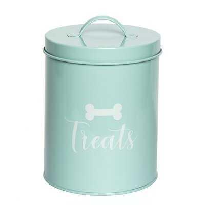Partain Treat Tin 2.8 lb Food Storage Container - Wayfair