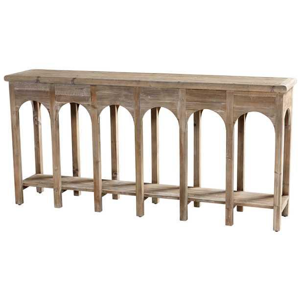 Sardinia Console Table - Onyx Rowe