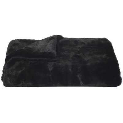 Adlai Faux Fur Blanket - AllModern