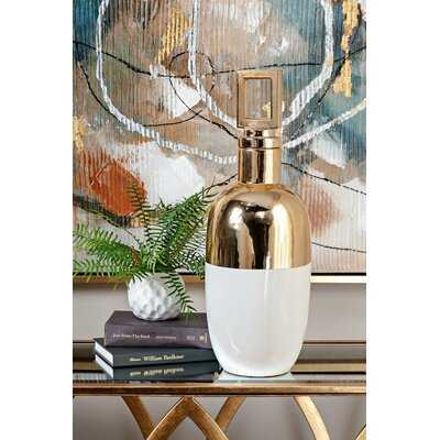 Ulloa Ceramic Floor Vase - Wayfair