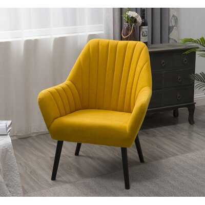 "Schunemunk Mid-Century 20"" Arm Chair - Wayfair"
