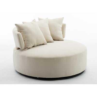 Horka Swivel Chair and a Half - Wayfair