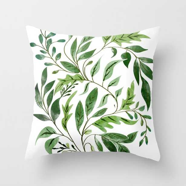 """Abundance    Couch Throw Pillow by 83 Orangesa(r) Art Shop - Cover (20"""" x 20"""") with pillow insert - Indoor Pillow - Society6"""