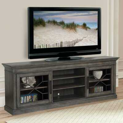 """Tennison TV Stand for TVs up to 88"""" - Wayfair"""