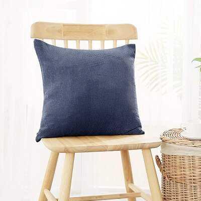 Caysen Square Velvet Pillow Cover - Wayfair