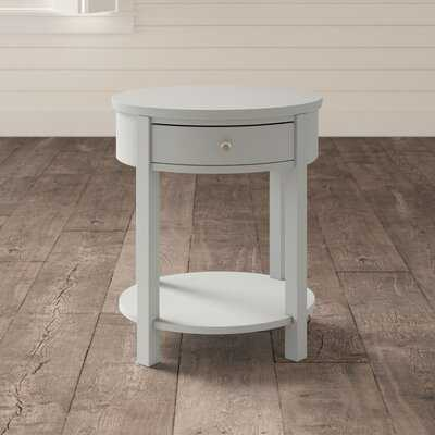 Carlow End Table with Storage - Birch Lane