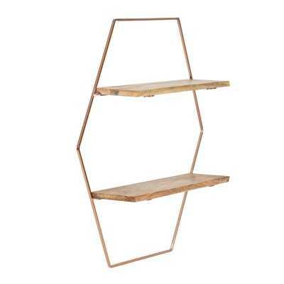 Hannelore Wall Shelf - Wayfair