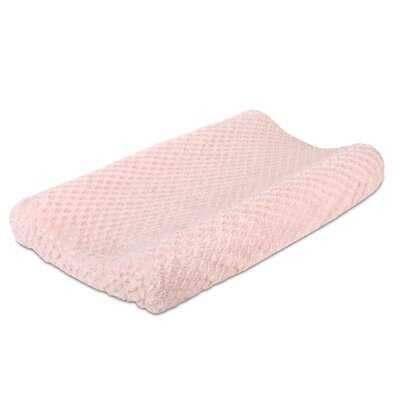 Larochelle Plush Changing Pad Cover - Wayfair