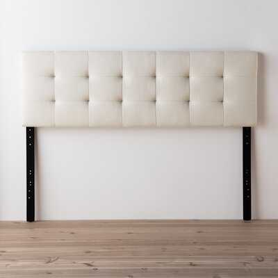 CySquare Upholstered Panel Headboard - Wayfair