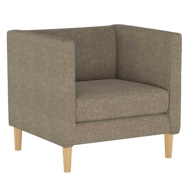 Humboldt Chair in Linen - Haldin
