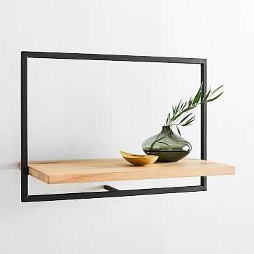 Shelfmate Short Horizontal Wall Shelf - West Elm