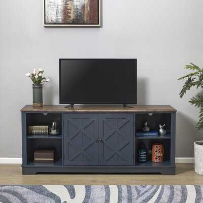 """Clem TV Stand for TVs up to 78"""" - Wayfair"""