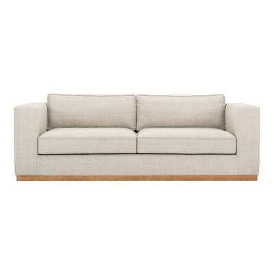 Schoharie 86'' Square Arm Sofa - AllModern