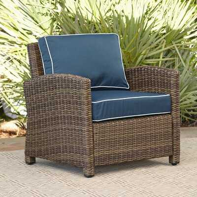 Lawson Patio Chair with Cushions - set of 2 - Birch Lane