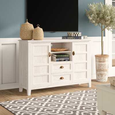 Sutton TV Stand for TVs up to 58 inches - Birch Lane