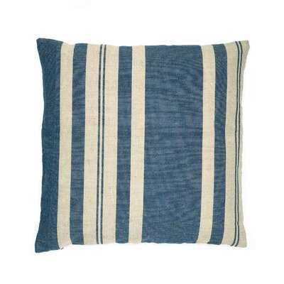 Paluch Striped Throw Pillow - Wayfair