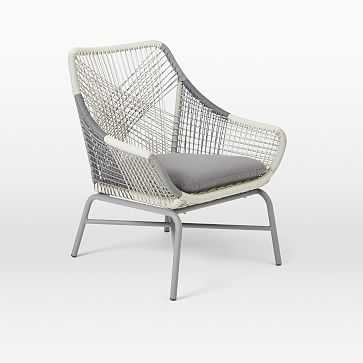Huron Lounge Chair, Small - West Elm