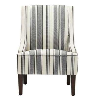 "Kennebunk 25.2"" Wide Velvet Side Chair - Wayfair"