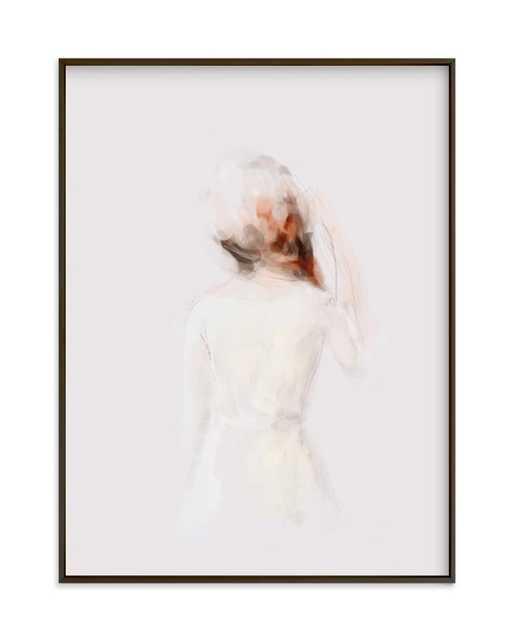 The Figure Art Print - Minted