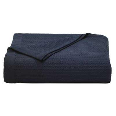 Baird Cotton Blanket - AllModern