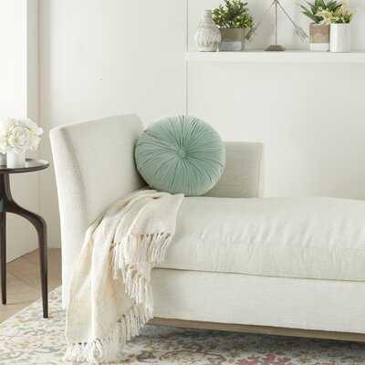 Gaelle Round Cotton Pillow Cover & Insert - Wayfair