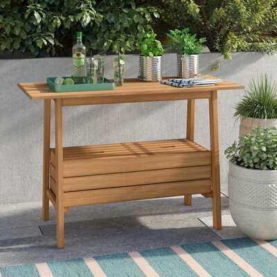 West Bridgewater Solid Wood Buffet & Console Table - Wayfair