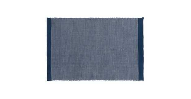 Redondo Vista Blue Rug - Article