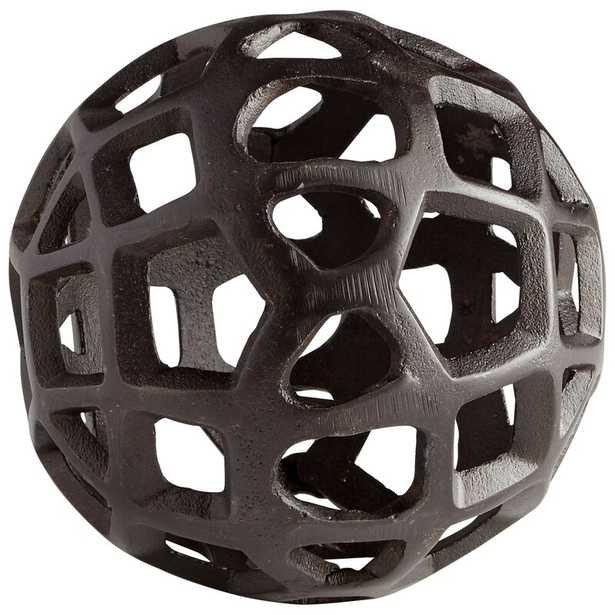 "Cyan Design Shape Shifter Decorative Sculpture Size: 6.25"" H X 6.25"" W X 6.25"" D - Perigold"