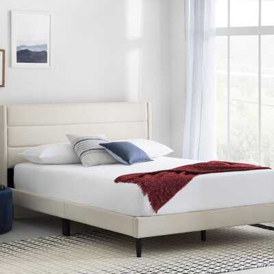 Scarlett Upholstered Low Profile Platform Bed - Wayfair