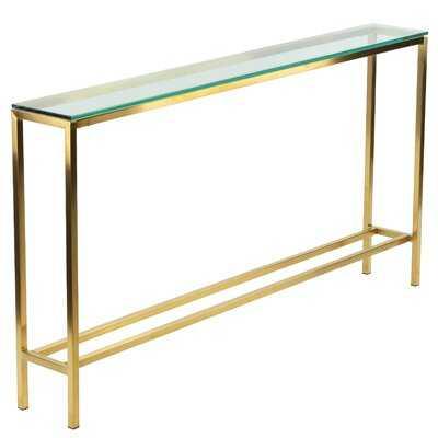 "Cardoza 56"" Console Table - Wayfair"