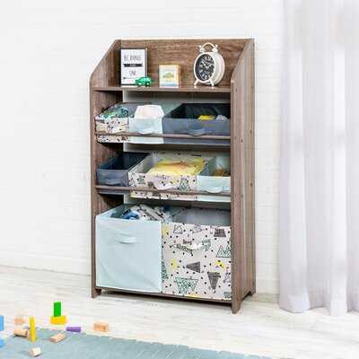 Valente Kids Storage Unit Toy Organizer - Birch Lane