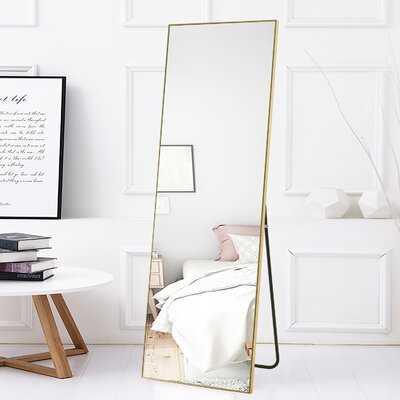 Mellville Modern Full Length Mirror - Wayfair