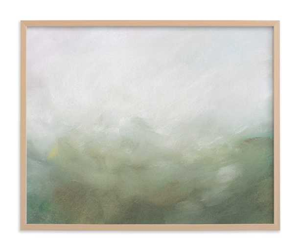 Morning Mist Limited Edition Art Print - Minted