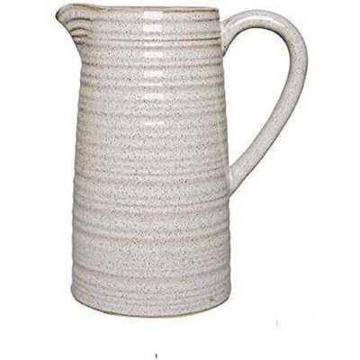 """Ide White 8"""" Ceramic Table Vase - Wayfair"""