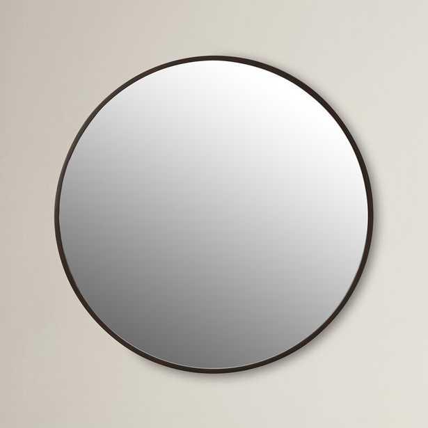 """Seymour Modern & Contemporary Accent Mirror Size: 34"""" H x 34"""" W - Perigold"""