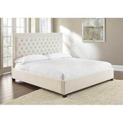 Hanlin Upholstered Platform Bed - Wayfair