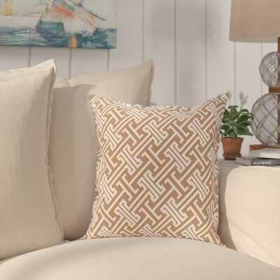 Leeward Key Outdoor Square Pillow Cover & Insert - Wayfair