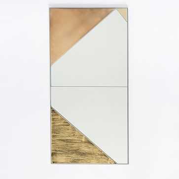 Roar + Rabbit Infinity Mirror, Panel I - West Elm