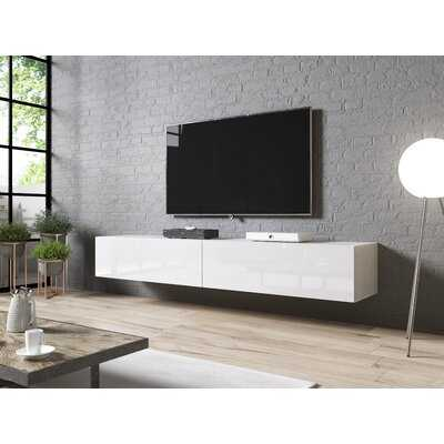 """Shroyer TV Stand for TVs up to 88"""" - Wayfair"""