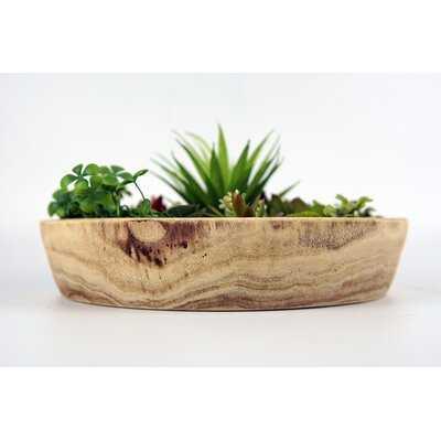 "2"" Artificial Plant In Planter - Wayfair"