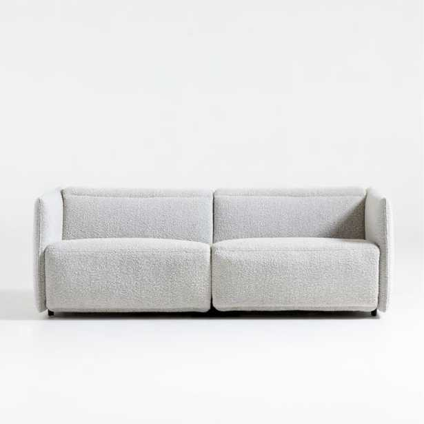 Leisure Power Recliner Sofa - Crate and Barrel